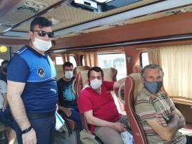 Yalova'da Huzur Operasyonu