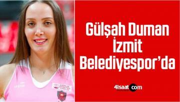 Gülşah Duman, İzmit Belediyespor'da