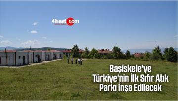 Başiskele'ye Türkiye'nin İlk Sıfır Atık Parkı İnşa Edilecek