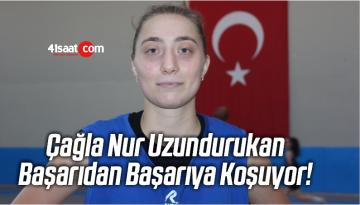 Çağla, Kadınlar Basketbol Süper Ligi'nde Bir İlki Gerçekleştirecek