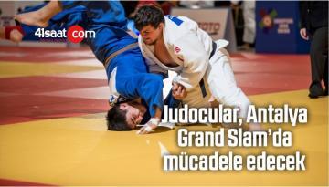 Judocular, Antalya Grand Slam'da Mücadele Edecek