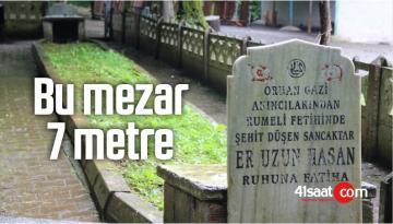 Bu Mezar 7 Metre