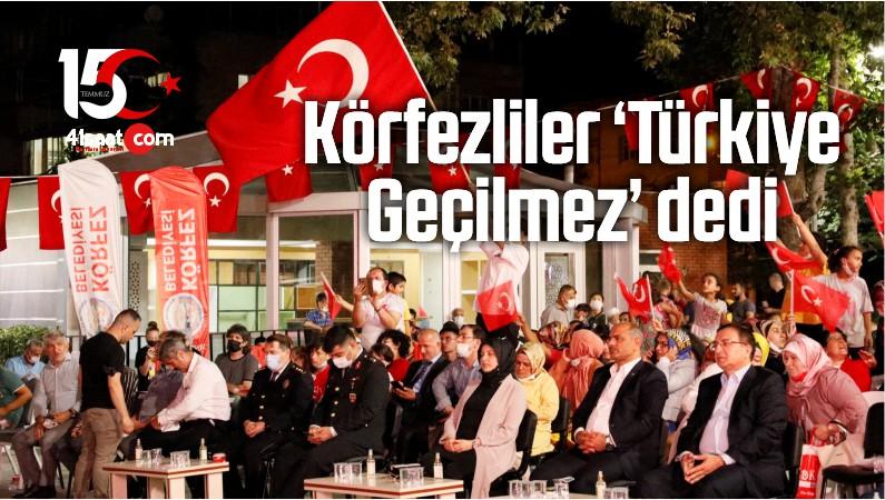Körfezliler 'Türkiye Geçilmez' Dedi